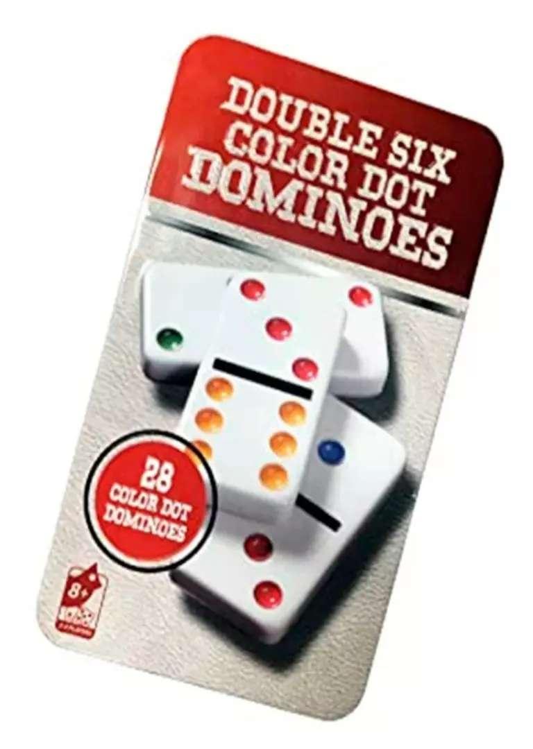 Domino doble 6 0