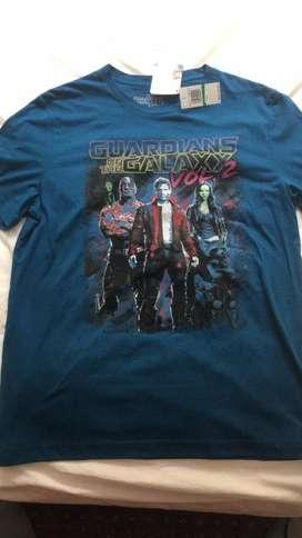 Guardianes de La Galaxia Camiseta L New