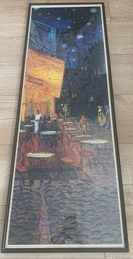 Cuadro Terraza del Café Van Gogh