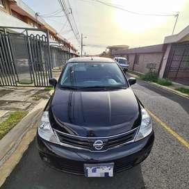 Nissan Tiida 2018 Manual