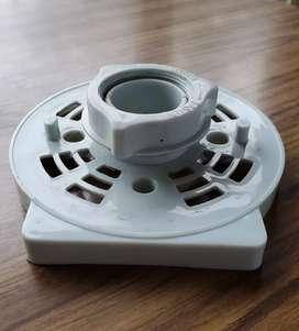 Repuesto ventilador frente y rosca porta rejilla