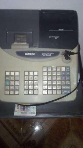Se vende caja registradora electrónica casio