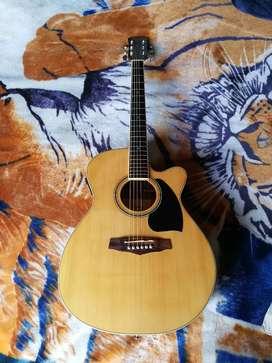 Guitarra electroacústica ibanez pc15ece