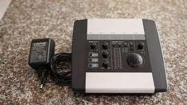 Tarjeta de sonido firewire TC Electronics Konnekt 6