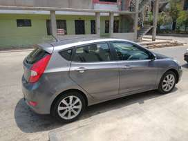 HIUNDAY ACCENT HATCHBACK 2016 GASOLINA 32KMTS FULL A $.11700 TRATAR