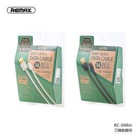 Cable De Datos Plano Micro Usb Remax Ref. Rc-048m (micro)