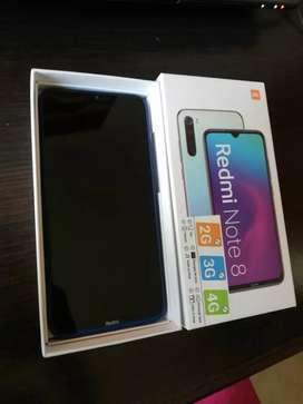 Xiaomi redmi note 8 ¡Con obsequio!