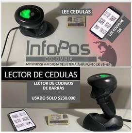 Lector Omnidireccional Ds 9808
