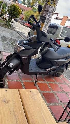 Moto BWIS FI