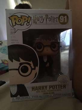 Funko harry potter en su caja