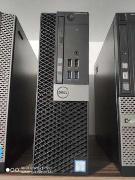 Cpu Core i7 6700 Dell Optiplex 7040 8Gb DDR4