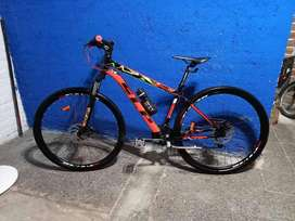 Vendo Bicicleta SLP 50 Pro, rodado 29 talle M...CASI SIN USO..