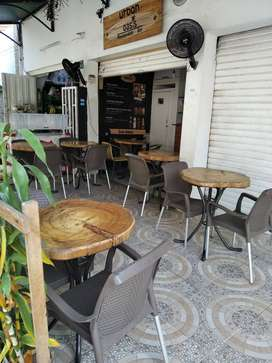 Se vende negocio restaurante bar
