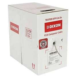 CABLE UTP DIXON CAT.5E