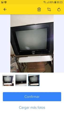 Vendo tv de 21 pulgadas funcionando en perfecto estado.