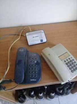 Telefono Mas Modem