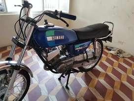 Se vende rx 100 2006