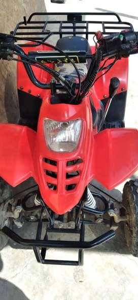 Cuatrimoto para niño motor 110 cc