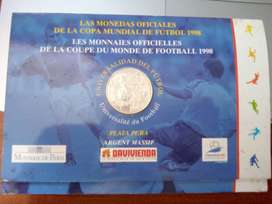 Moneda Fútbol 1998
