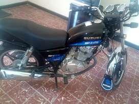 Moto gn 125 año 2019