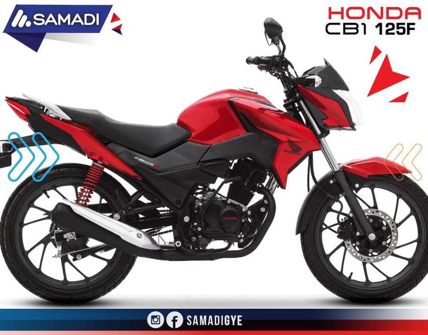 HONDA CB 125 F 0
