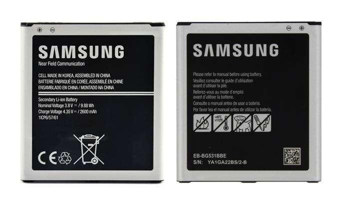 Bateria Samsung Original G530 Sm-j320h/ds Sm-j320m/ds 0
