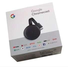 Google Chromecast 3ra Generacion Ultimo Modelo CC Monterrey local sotano 5