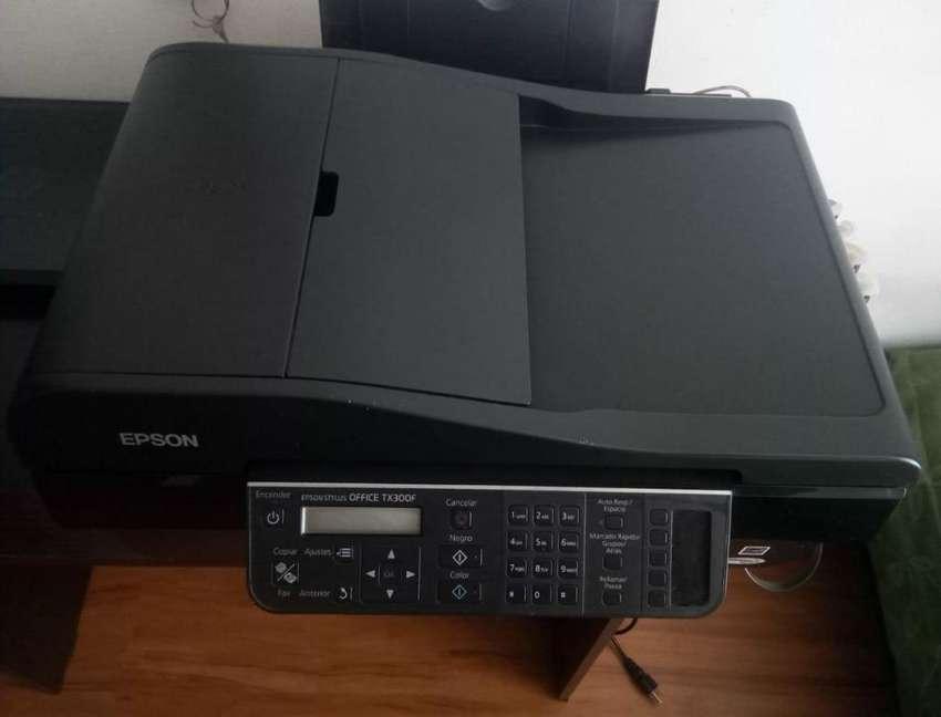 Impresora Epson Stylus Tx300f Para Reparar 0
