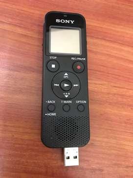 Grabadora de voz y sonido, USB.