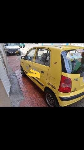 taxi atos, papeles al dia, 2008, excelente estado