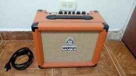 AMPLIFICADOR Naranja Crush20 TwinChannel 20 W ORANGE