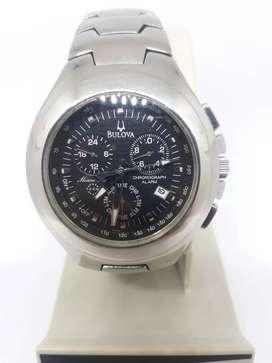 Bulova Marine Star con cronografo y alarmar