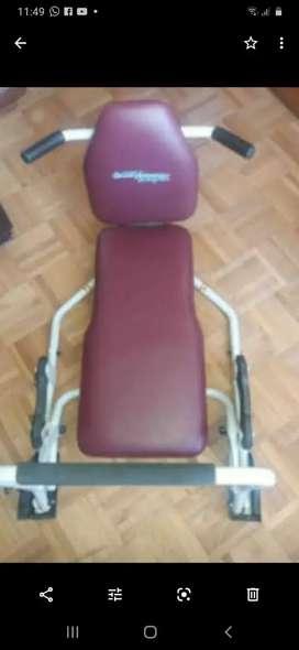 Maquina de ejercicio easy shaper
