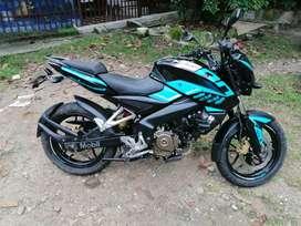 Se vende Moto Pulsar Ns 200