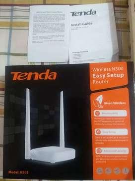 Vendo/permuto router