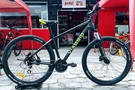 Bicicleta MTB hidráulica VIAGGIO