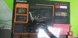 Tarjeta de video RX 570 8GB  GIGABYTE DE