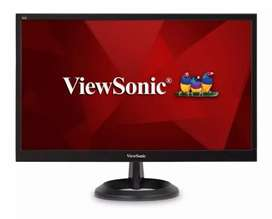 Monitor ViewSonic VA2261h Full HD LED Backlit Display