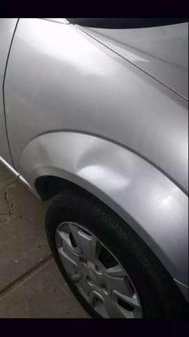 Reparación de granizo y golpes de estacionamiento sin dañar la pintura original!!!