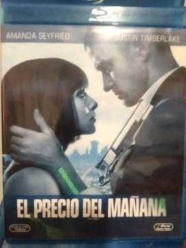 Película   El Precio Del Mañana  Bluray Original Usado