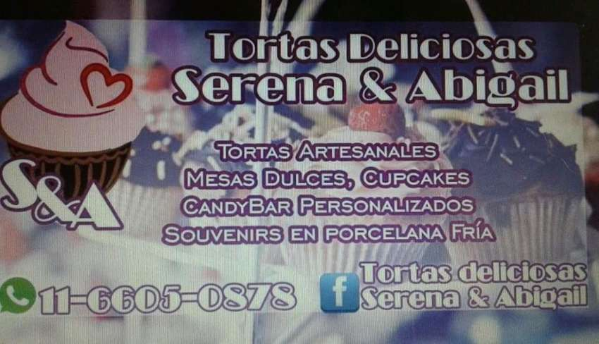 Tortas Y Mesas Dulces 0