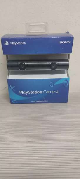 Camera play station y Gold Wireless stereo headset