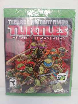 Tortugas Ninja - Xbox One
