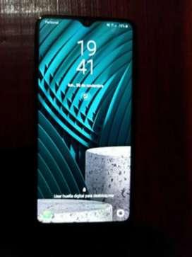 vendo celular usado samsung A20s