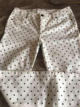 Pantalon de Moda Cherokee Talla 16