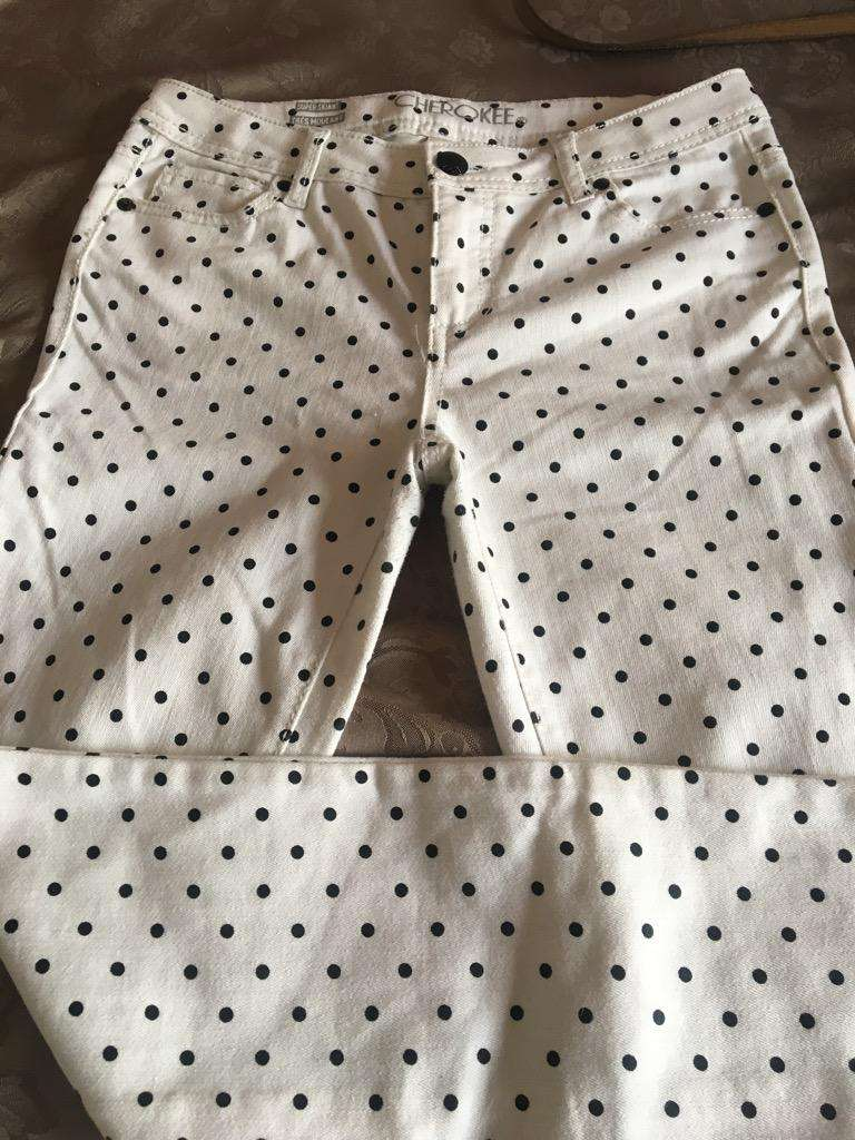 Pantalon de Moda Cherokee Talla 16 0