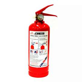 Extinguidores tipo abc