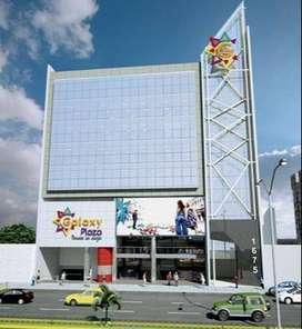 LOCAL COMERCIAL DE  4.56m2 EN VENTA EN GALAXY PLAZA DE CHORRILLOS