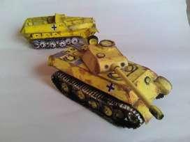 Maquetas Panzer