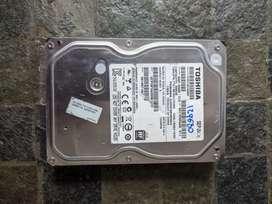 Disco duro 500gb Toshiba para pc escritorio Dvr